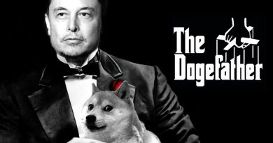 Elon Musk The Dogefather del Dogecoin