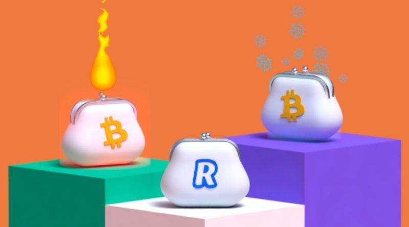 Revolut permitirá enviar Bitcoin a una wallet