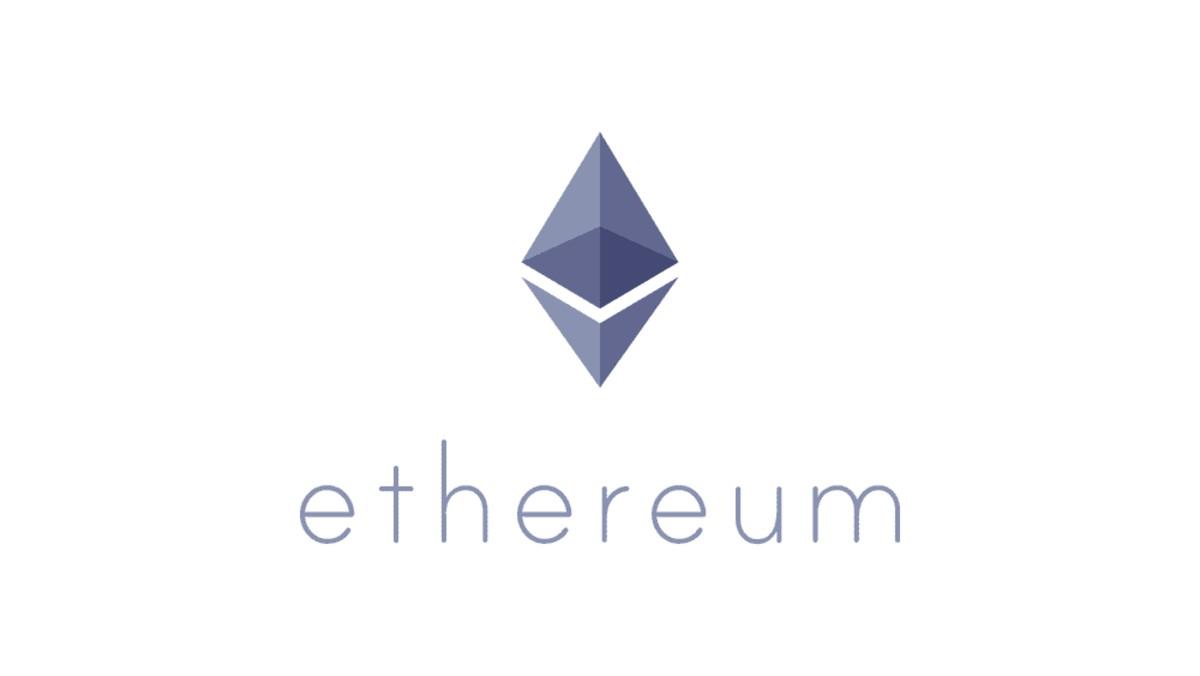 Ethereum (logotipo con fondo blanco)