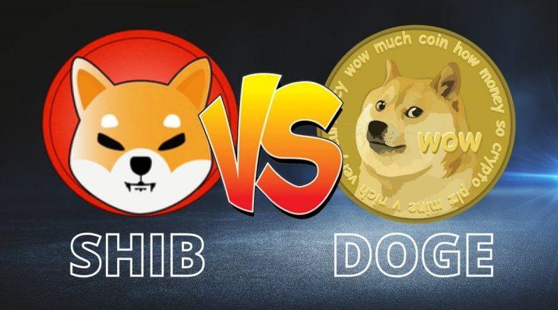 Shiba Inu (SHIB) vs Dogecoin (DOGE)