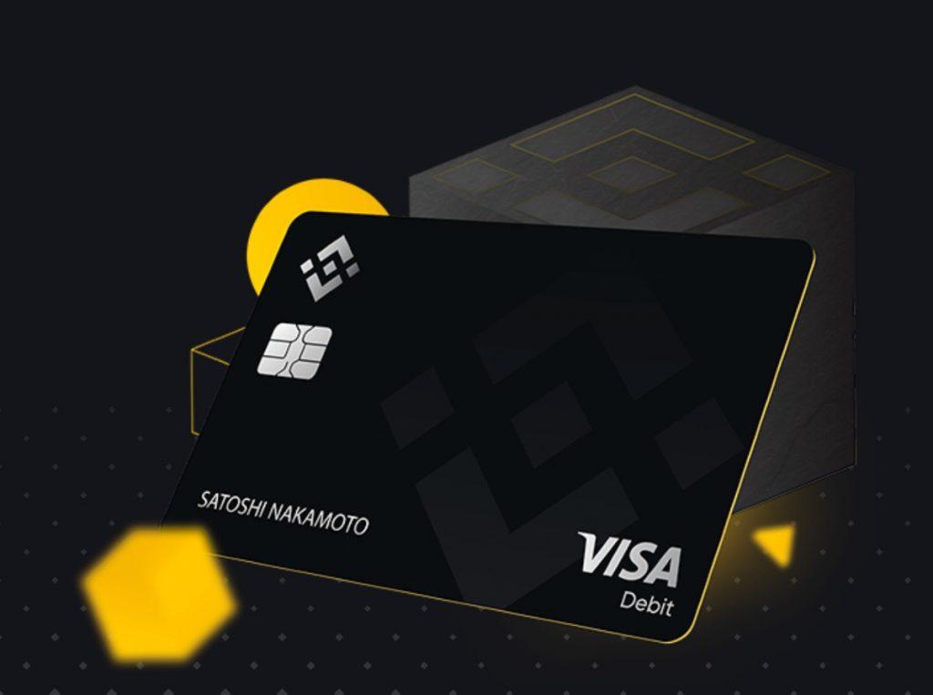 Tarjeta Visa Binance