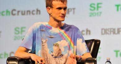 Vitalik Buterin, fundador de Ethereum (ETH)