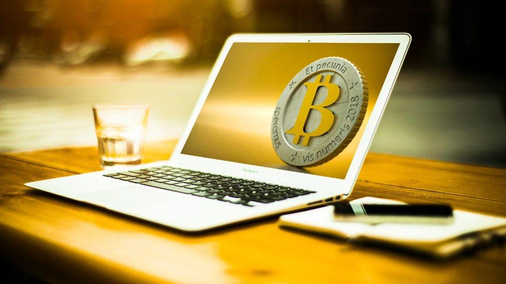 Minado de Bitcoin en el ordenador