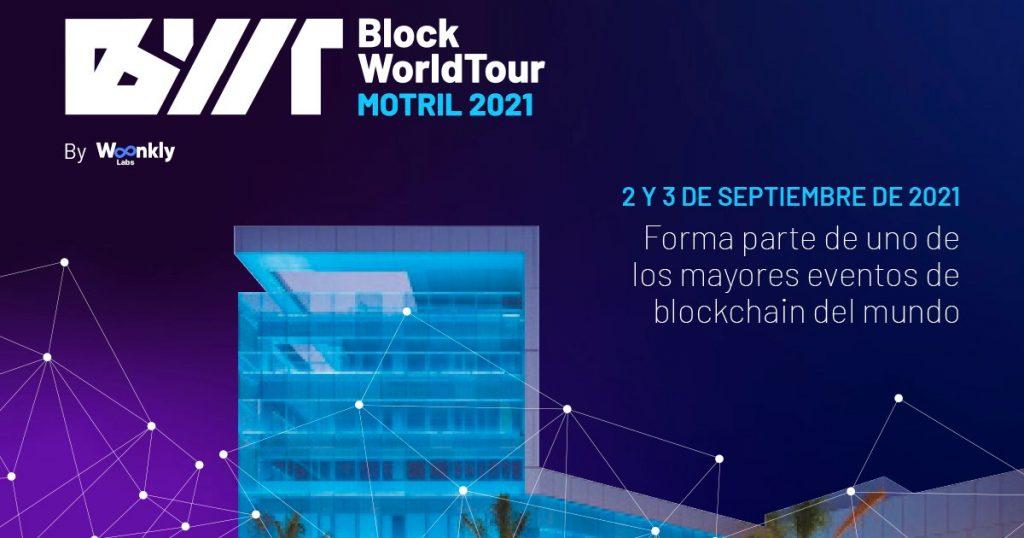 Block World Tour 2021