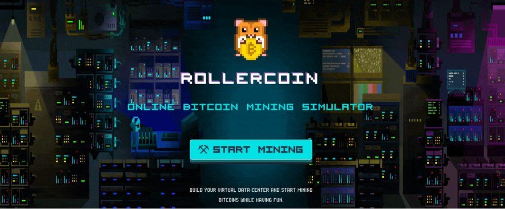 Empezar a minar en RollerCoin