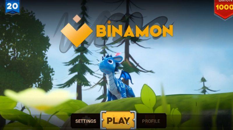 Juego Binamon