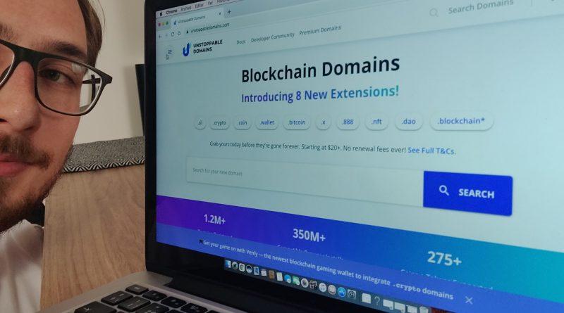 Mi experiencia tras comprar un dominio .crypto