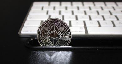 La criptomoneda Ethereum (ETH)