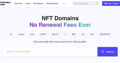 Verificación de la propiedad de un dominio sin gas fees en Unstoppable Domains con Polygon (MATIC)